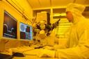 Nanolabor - Reinraum - Ionen-Elektrostrahllithographie-Anlage