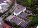 TF Luftbild - Gebäude A bis G