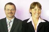 Frank Paul und Bettina Hampel-Wollweber