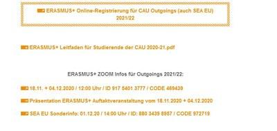 Erasmus IC