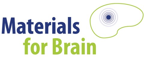 Logo GRK Materials für Brain