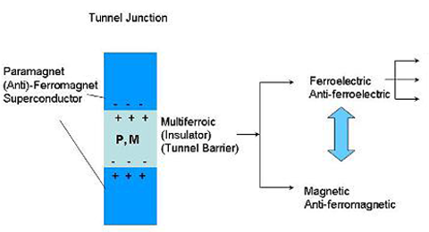Multiferroic Tunnel Junctions — Chair of Nanoelectronics