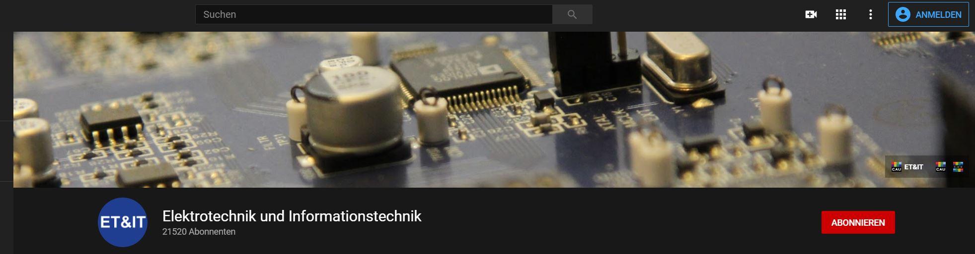 ET&IT YouTube Channel