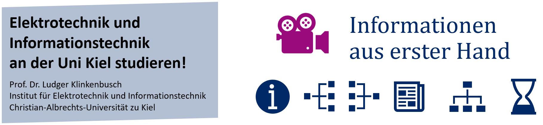 Verweis auf Info-Video zur Struktur des ET&IT-Studiums