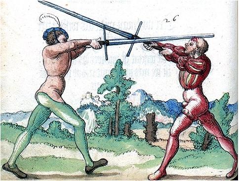 medieval sword fighting manual pdf