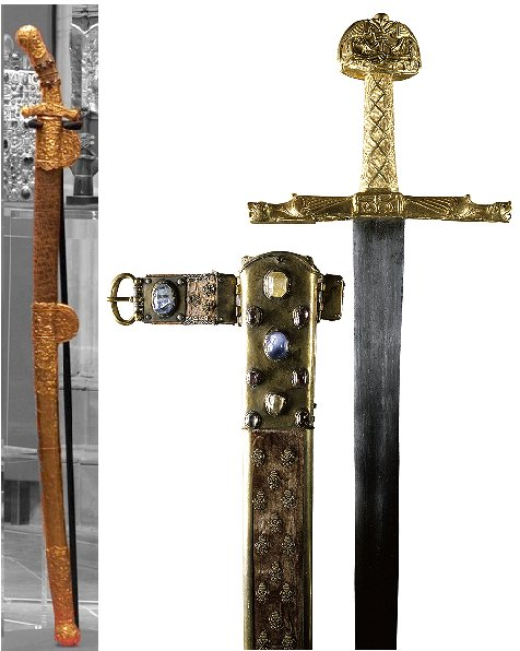 Back > Gallery For > Joyeuse Sword Of Charlemagne