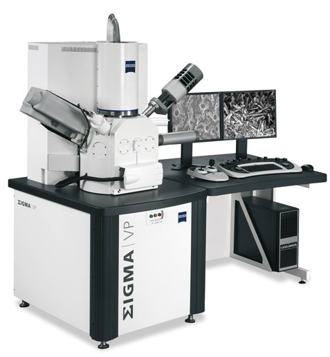 Modern Electron Microscope Scanning Electron Micr...
