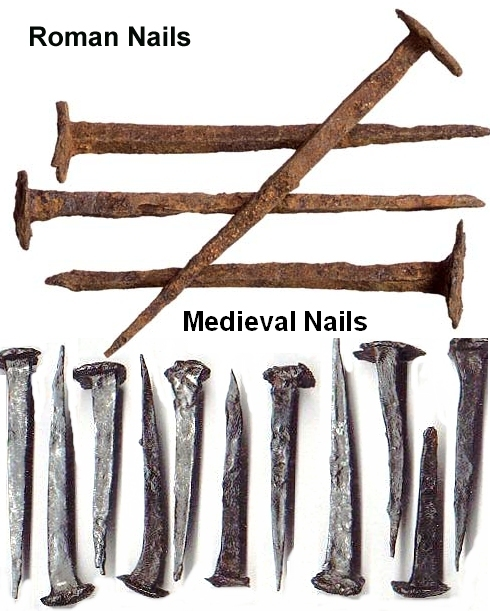 Roman Nails Drawingtattoo: 10.5.4 Making Steel Things