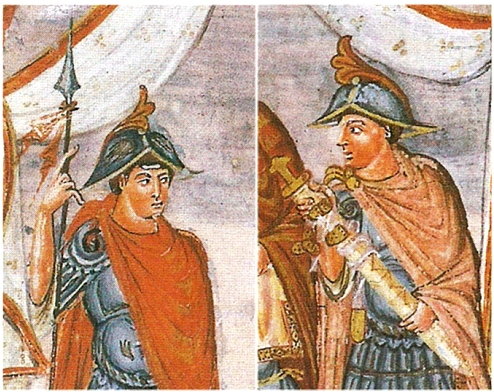 The Frankish Empire And Its Swords