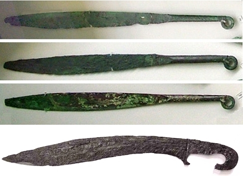 11.1.2 The Bronze Sword Real Ancient Spartan Weapons