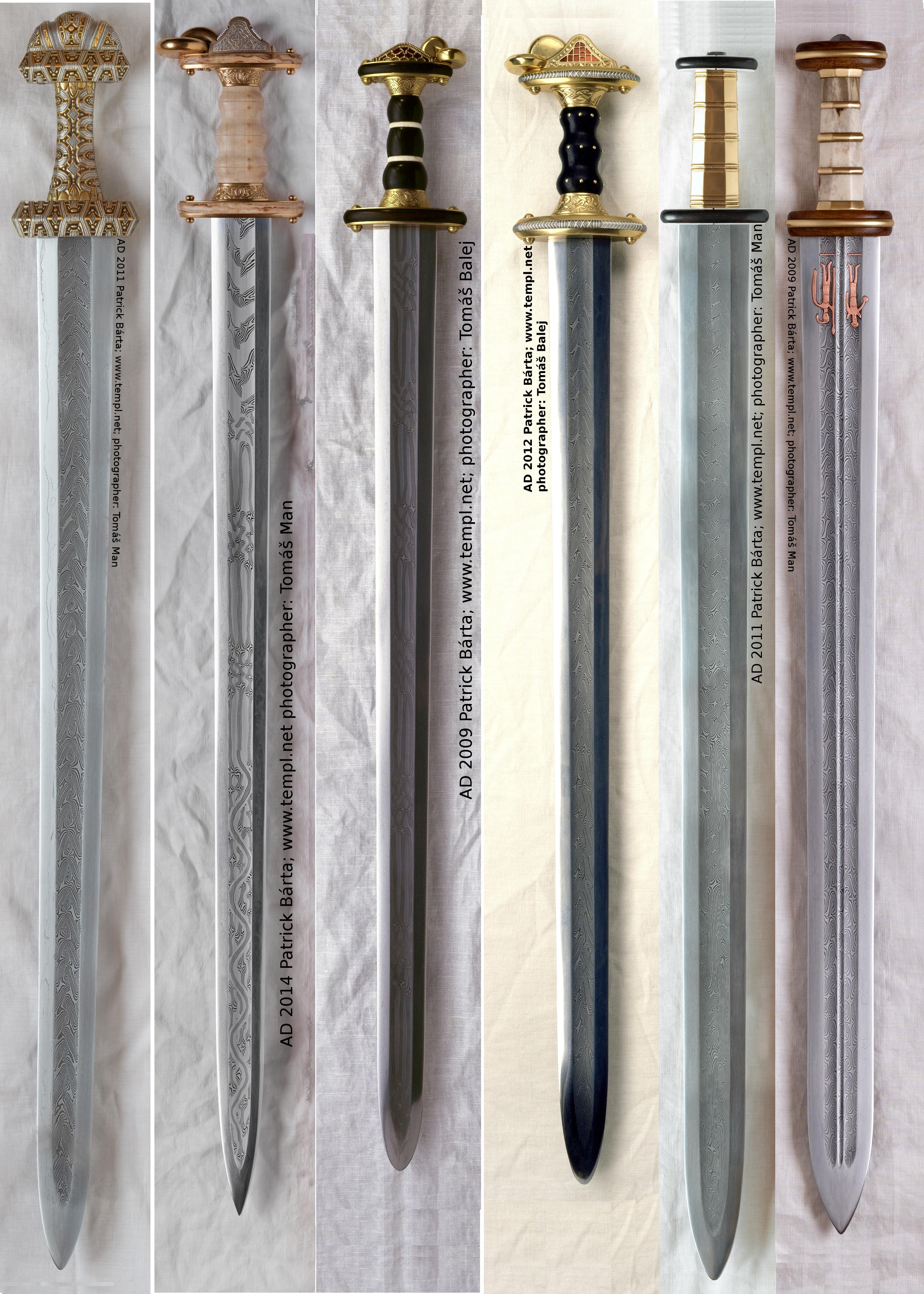Pattern Welded Sword Cool Inspiration Ideas