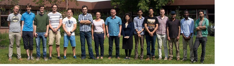 Our group in summer 2015!